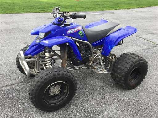 New or used yamaha blaster atvs for sale for Yamaha atv for sale used