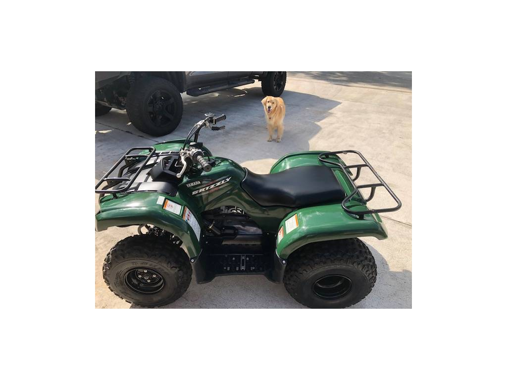 2013 Yamaha GRIZZLY 125 AUTOMATIC, coral springs FL - - ATVTrader.com