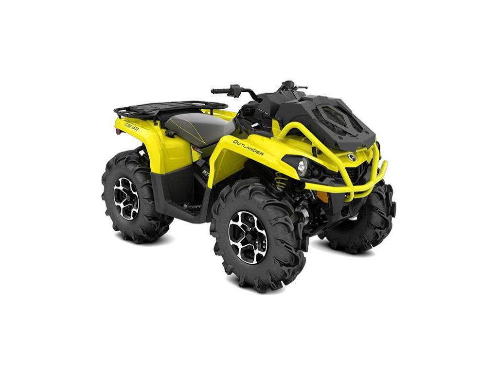 2019 Can Am Outlander Xmr 570