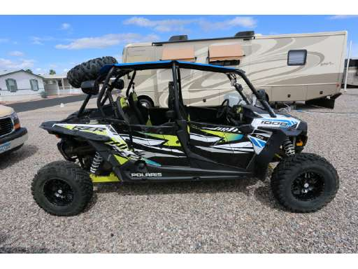 Polaris RZR XP 4 1000 EPS ATVs For Sale: 8 ATVs - ATV Trader