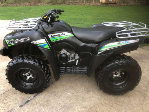 3 Used Kawasaki Brute Force 650 4x4i Atvs For Sale Atv Trader