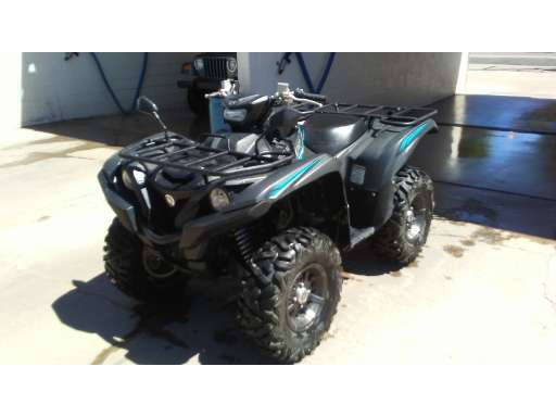 2018 Yamaha Grizzly 700 Fi Auto 4x4 Eps Special Edition In Payson Az