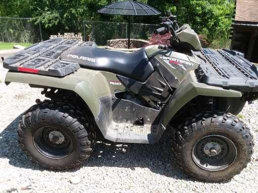 500 4X4 For Sale - Polaris UTV/Utility ATVs - ATV Trader