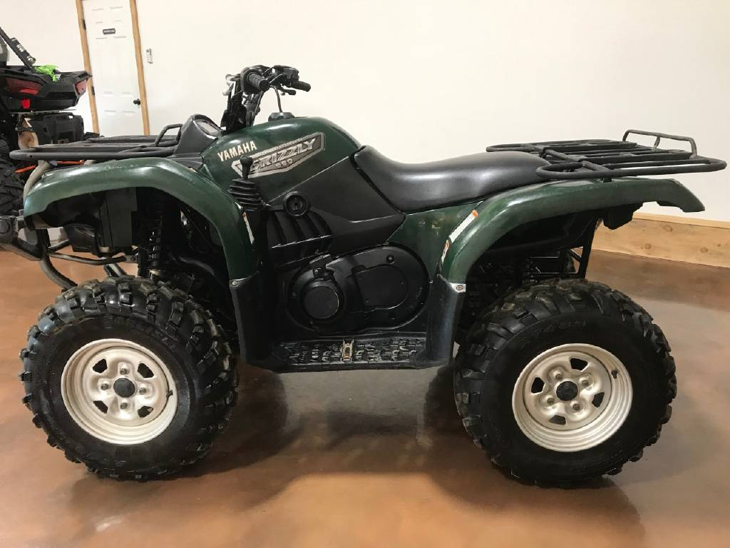 Yamaha Grizzly 660 >> 2007 Yamaha Grizzly 660 For Sale In Butler Pa Atv Trader