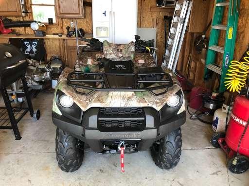 Used Brute Force 750 For Sale - Kawasaki ATVs - ATV Trader
