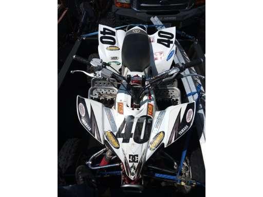 Washington - Used Raptor 700R Se For Sale - Yamaha ATV,Side