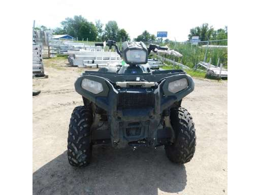 Used Diesel 4X4 For Sale - Polaris Four Wheeler 528553s